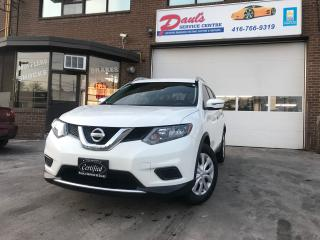 Used 2016 Nissan Rogue S for sale in York, ON