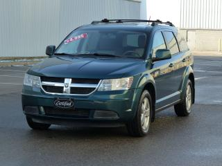 Used 2009 Dodge Journey NO-ACCIDENTS,7-PASSENGER,SXT,LOADED,PRICED TO SELL for sale in Mississauga, ON