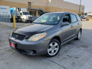 Used 2005 Toyota Matrix XR, 4 door, manual, 3 Year Warranty Availabl for sale in Toronto, ON