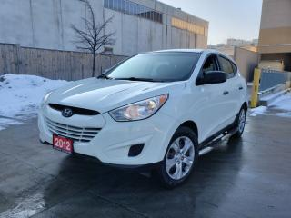Used 2012 Hyundai Tucson Automatic, 4 door, 3 Yea warranty available for sale in Toronto, ON