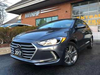 Used 2017 Hyundai Elantra GL Rear Cam Heated Seats Alloys Certified* for sale in Concord, ON