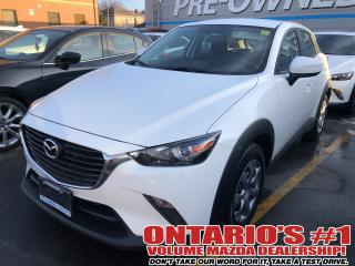 Used 2017 Mazda CX-3 BACKUP CAM,BLUETOOTH !!! for sale in Toronto, ON