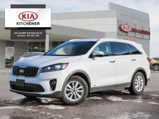 Used 2019 Kia Sorento LX V6 PREMIUM, HEAD OFFICE DEMO!! for sale in Kitchener, ON