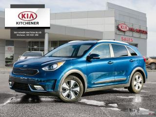 Used 2019 Kia NIRO EX PREMIUM, NEW CAR PROGRAMS APPLY! for sale in Kitchener, ON