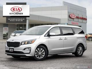Used 2019 Kia Sedona LX PLUS, FORMER HEAD OFFICE DEMO, for sale in Kitchener, ON