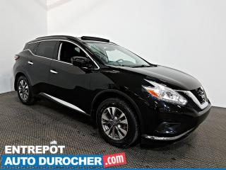 Used 2016 Nissan Murano SV NAVIGATION - A/C - Sièges Chauffants for sale in Laval, QC
