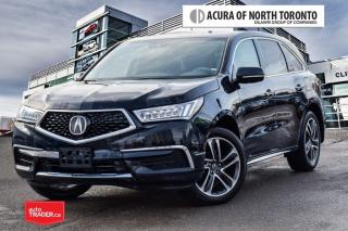 Used 2017 Acura MDX Navi No Accident| Remote Start|NEW REAR BRAKES for sale in Thornhill, ON