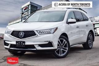 Used 2018 Acura MDX Navi No Accident| Apple Carplay|NEW REAR BRAKES for sale in Thornhill, ON