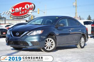 Used 2016 Nissan Sentra 1.8 SV SUNROOF REAR CAM HTD SEATS LAODED for sale in Ottawa, ON