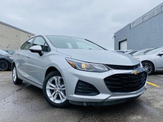 Used 2019 Chevrolet Cruze for sale in Brampton, ON