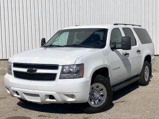 Used 2012 Chevrolet Suburban 4WD LS 1500|Accident Free|FINANCING AVAILABLE for sale in Mississauga, ON
