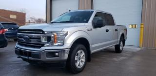 Used 2019 Ford F-150 4WD SuperCrew Box for sale in North York, ON