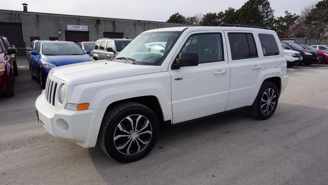 2010 Jeep Patriot SPORT AUTO CERTIFIED 2YR WARRANTY *1 OWNER*FREE ACCIDENT* BLUETOOTH CRUISE AUX