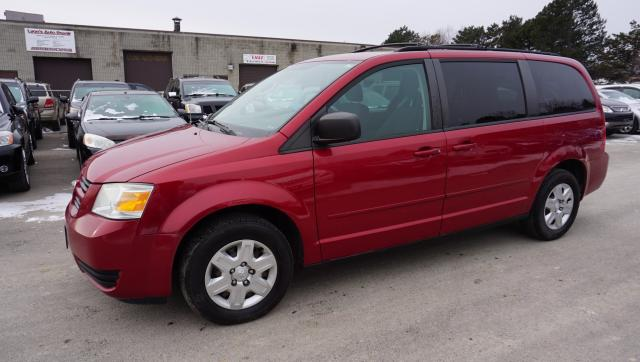 2009 Dodge Grand Caravan SE 7 PSSNGRS CERTIFIED 2YR WARRANTY *FREE ACCIDENT* STOW&GO  BLUETOOTH CRUISE POWER DRIVER SEAT