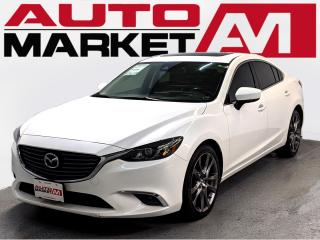 Used 2017 Mazda MAZDA6 GT CERTIFIED,Navigation,Leather,WE APPROVE ALL CREDIT for sale in Guelph, ON