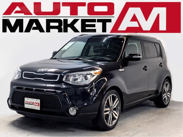2015 Kia Soul SX+ CERTIFIED,Nav,Leather,WE APPROVE ALL CREDIT