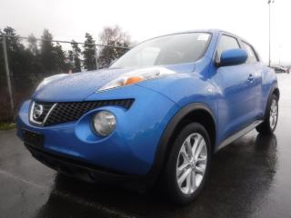 Used 2011 Nissan Juke SL AWD for sale in Burnaby, BC