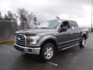 Used 2015 Ford F-150 XLT XTR SuperCrew 5.5-ft. Bed 4WD for sale in Burnaby, BC