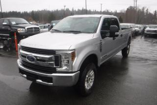 Used 2018 Ford F-350 SD XLT Crew Cab Long Bed 4WD Diesel for sale in Burnaby, BC