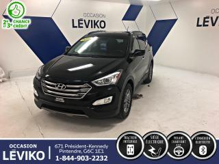 Used 2016 Hyundai Santa Fe Sport PREMIUM 2.4L AWD **BLUETOOTH + SIÈGE CHA for sale in Lévis, QC