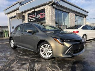 Used 2019 Toyota Corolla Hatchback CVT SE HATCHBACK SIEGES CHAUFFANTS for sale in Longueuil, QC