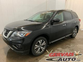 Used 2017 Nissan Pathfinder SV AWD 7 Passagers Mags Caméra Sièges Chauffants for sale in Trois-Rivières, QC