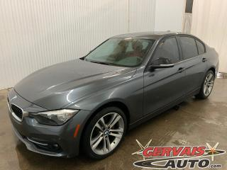 Used 2016 BMW 3 Series 320i xDrive Sport Line Cuir Rouge Toit MAGS for sale in Shawinigan, QC