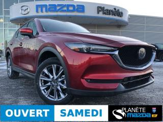Used 2019 Mazda CX-5 GT AWD AUTO CRUISE BOSE CUIR NAV TOIT for sale in Mascouche, QC