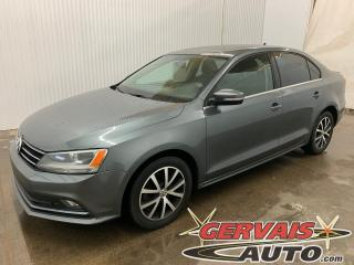 Used 2015 Volkswagen Jetta Tdi Comfortline Toit Ouvrant MAGS Caméra de recul for sale in Shawinigan, QC