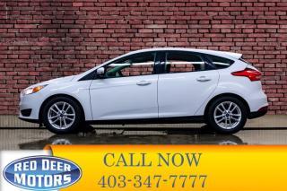 Used 2016 Ford Focus SE Hatchback BCam for sale in Red Deer, AB