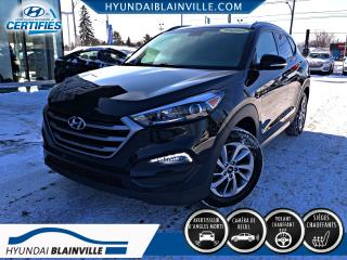 Used 2017 Hyundai Tucson Premium AWD CAMÉRA DE RECUL, MAGS, BLUET for sale in Blainville, QC