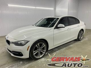 Used 2016 BMW 3 Series 320i xDrive Sport Line Cuir Toit Ouvrant MAGS for sale in Shawinigan, QC