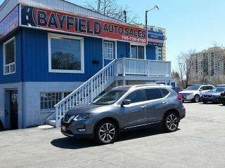 Used 2017 Nissan Rogue SL AWD **Leather/Pano Roof/Navigation** for sale in Barrie, ON