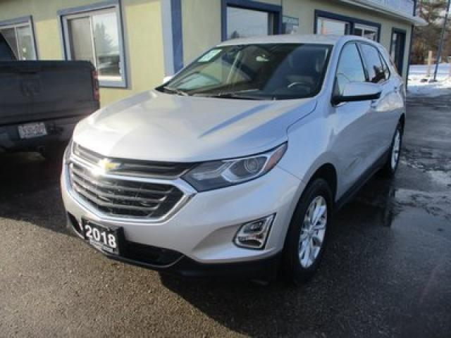 2018 Chevrolet Equinox ALL-WHEEL DRIVE LT EDITION 5 PASSENGER 1.5L - TURBO.. FACTORY WARRANTY.. HEATED SEATS.. BACK-UP CAMERA.. BLUETOOTH SYSTEM.. AUX/USB INPUT..