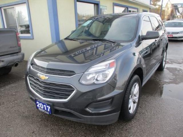 2017 Chevrolet Equinox ALL-WHEEL DRIVE LS EDITION 5 PASSENGER 2.4L - ECO-TEC.. TOUCH SCREEN.. BACK-UP CAMERA.. AUX/USB INPUT.. BLUETOOTH SYSTEM..