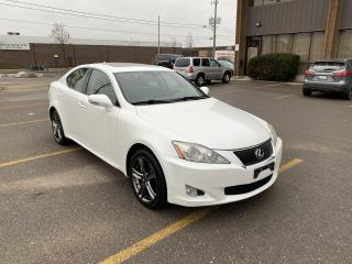 Used 2010 Lexus IS 250 AWD I Leather I Roof I Heated seats I Price to sell for sale in Toronto, ON