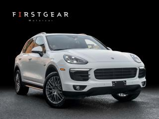 Used 2017 Porsche Cayenne S E-Hybrid   Accident Free Low Mileage One Owner for sale in Toronto, ON