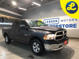 Used 2016 Dodge Ram 1500 Crew Cab 4 X 4 Hemi  * 17 Alloy Rims * 6 Passenger * Keyless Entry * Heated Mirrors * Cruise Control * Steering Wheel Controls * Automatic/Manual Mod for sale in Cambridge, ON