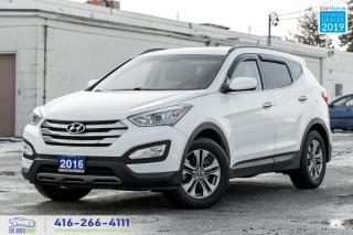 Used 2016 Hyundai Santa Fe Sport Certified Warranty Serviced We Finance Clean Tints for sale in Bolton, ON