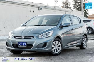 Used 2017 Hyundai Accent GL 5DR 1 Owner Certified Warranty Serviced Finance for sale in Bolton, ON