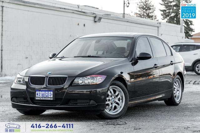 2006 BMW 3 Series 323i 1 Owner Clean Carfax Certified Serviced Mint