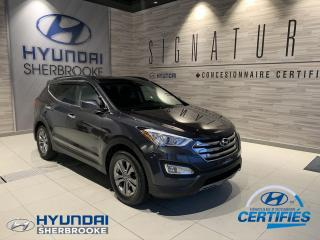 Used 2015 Hyundai Santa Fe PREMIUM+2WD+BANCS/VOLANT CHAUF+BLUETOOTH for sale in Sherbrooke, QC