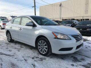 Used 2013 Nissan Sentra S for sale in Mirabel, QC