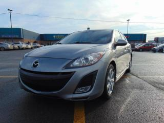 Used 2011 Mazda MAZDA3 ***MODEL SPORT******6 VITESSES*****TOIT* for sale in St-Eustache, QC