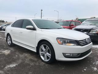 Used 2014 Volkswagen Passat TDI Comfortline 2.0L for sale in Mirabel, QC