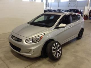 Used 2016 Hyundai Accent SE + TOIT + JANTES for sale in Longueuil, QC