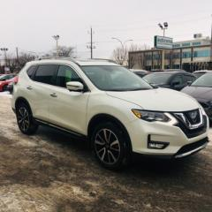 Used 2017 Nissan Rogue Sl platine+toit pano+gps+navigation for sale in Drummondville, QC