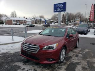 Used 2016 Subaru Legacy TOURING TOIT OUVRANT BAS KILOMÉTRAGE 23700 KM for sale in Repentigny, QC