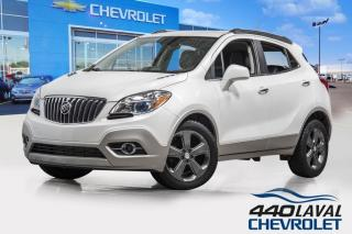 Used 2013 Buick Encore LEATHER cuir sièges et volant chauffants mags for sale in Laval, QC
