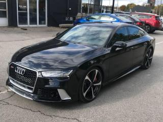 Used 2016 Audi RS 7 DIAMOND QUILT / NAVI / REAR CAM for sale in Markham, ON